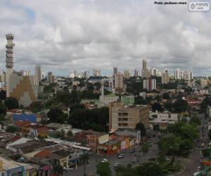 Rompicapo di Cuiabá, Brasile