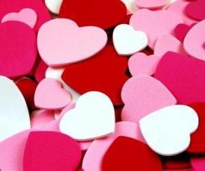 Rompicapo di Cuori per celebrare il giorno di San Valentino