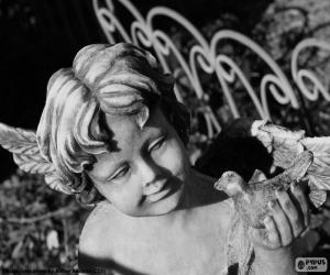 Rompicapo di Cupido di pietra