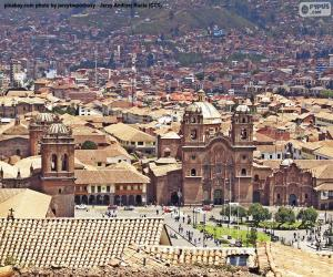 Rompicapo di Cusco, Perù