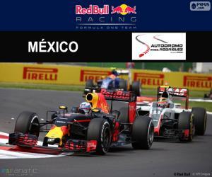 Rompicapo di D. Ricciardo, GP Messico 2016