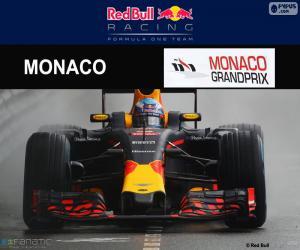 Rompicapo di D. Ricciardo, G.P Monaco 2016
