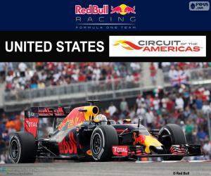 Rompicapo di D. Ricciardo, GP Stati Uniti 16