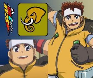 Rompicapo di Daigo Takayama di Scan2Go ha il potere di elefante