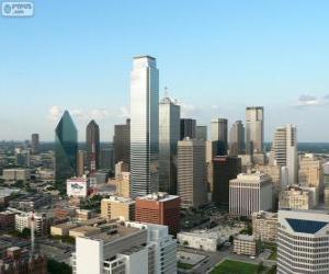 Rompicapo di Dallas, Stati Uniti