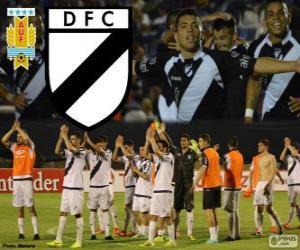 Rompicapo di Danubio FC, campione di prima divisione del calcio in Uruguay 2013-2014