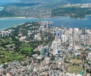 Rompicapo di Dar es Salaam, Tanzania
