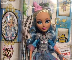 Rompicapo di Darling Charming, Ever After High