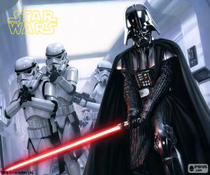 Rompicapo di Darth Vader, Star Wars