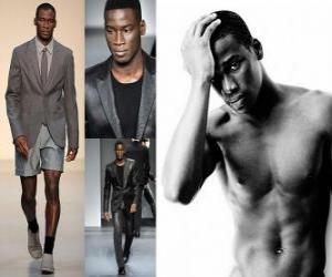 Rompicapo di David Agbodji modello francese