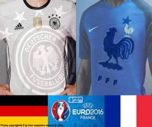 Rompicapo di DE-FR, semifinale Euro 2016