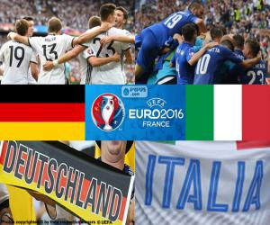 Rompicapo di DE-IT, quarti finale Euro 2016