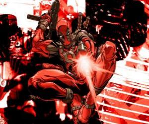 Rompicapo di Deadpool è un mercenario o un cattivo o un anti-eroe
