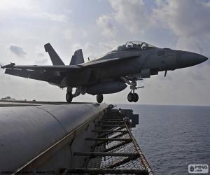 Rompicapo di Decollo di un aereo F18