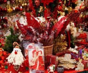 Rompicapo di Decorazioni di Natale