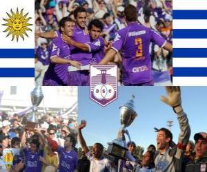 Rompicapo di Defensor Sporting Club Campione del Torneo Apertura 2010 (URUGUAY)