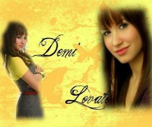 Rompicapo di Demi Lovato, Camp Rock