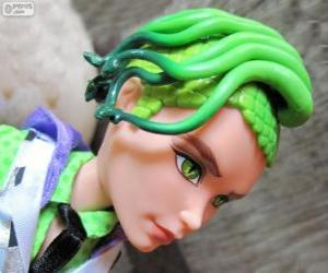 Rompicapo di Deuce Gorgon de Monster High