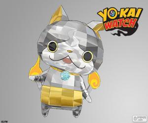 Rompicapo di Diamanyan, Yo-Kai Watch