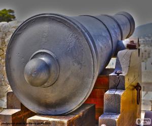 Rompicapo di Difesa del cannone