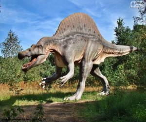 Rompicapo di Dinosauro T-Rex