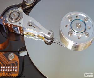 Rompicapo di Disco rigido o disco fisso