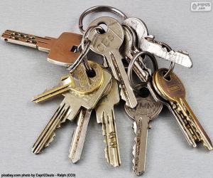 Rompicapo di Diverse chiavi