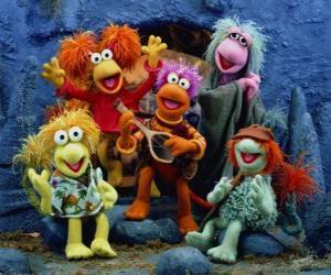 Rompicapo di Diversi Muppets canto