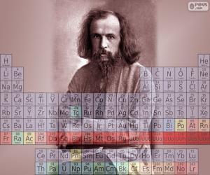 Rompicapo di Dmitri Mendeleev