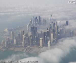 Rompicapo di Doha, Qatar