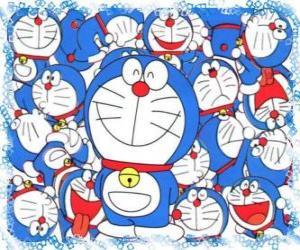 Rompicapo di Doraemon è un gatto cosmico che viene dal futuro