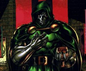 Rompicapo di Dottor Doom o Dottor Destino è un supercriminale e nemico dei Fantastici Quattro