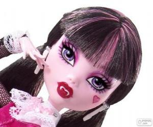 Rompicapo di Draculaura da Monster High