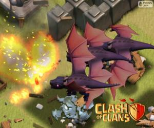 Rompicapo di Draghi 2, Clash of Clans