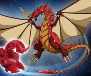 Rompicapo di Dragonoid è una delle specie più potenti di Vestroia