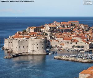 Rompicapo di Dubrovnik, Croazia