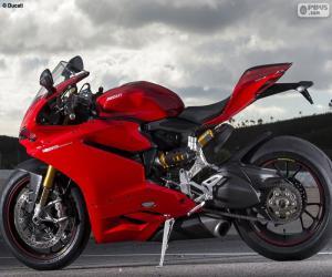 Rompicapo di Ducati 1299 Panigale 2015