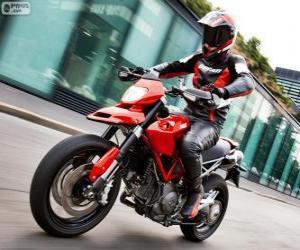 Rompicapo di Ducati Hypermotard 1100EVO 2013