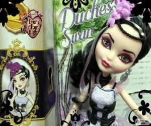 Rompicapo di Duchess Swan Ever After High