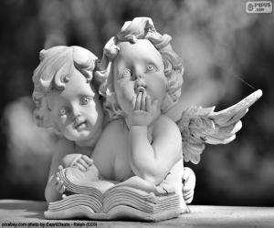 Rompicapo di Due angeli dell'amore