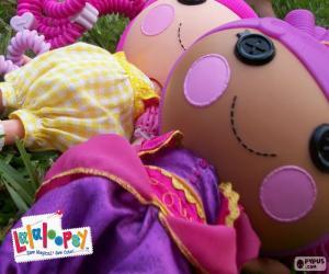 Rompicapo di Due bambole di Lalaloopsy