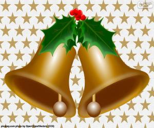 Rompicapo di Due segnalatori acustici di Natale