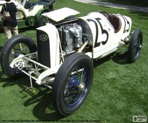 Rompicapo di Duesenberg Indianapolis Racer