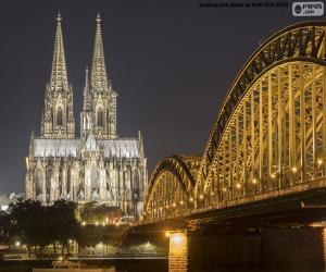 Rompicapo di Duomo di Colonia, Germania