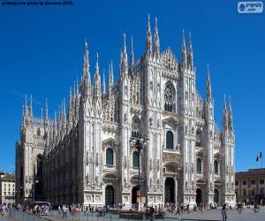Rompicapo di Duomo di Milano, Italia