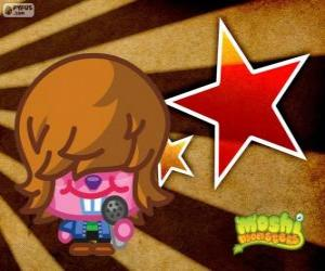 Rompicapo di Dustbin Beaver di Moshi Monsters
