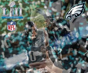 Rompicapo di Eagles, Super Bowl 2018