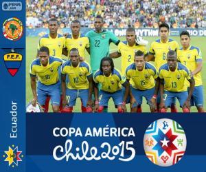 Rompicapo di Ecuador Coppa America 2015
