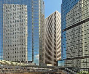 Rompicapo di Edifici di Hong Kong