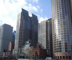 Rompicapo di Edificios per uffici